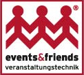 events&friends Logo
