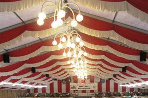 Zeltbeschallung Schützenfest Nievenheim